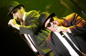 Blues Brothers / Tim und Kenny Stamper