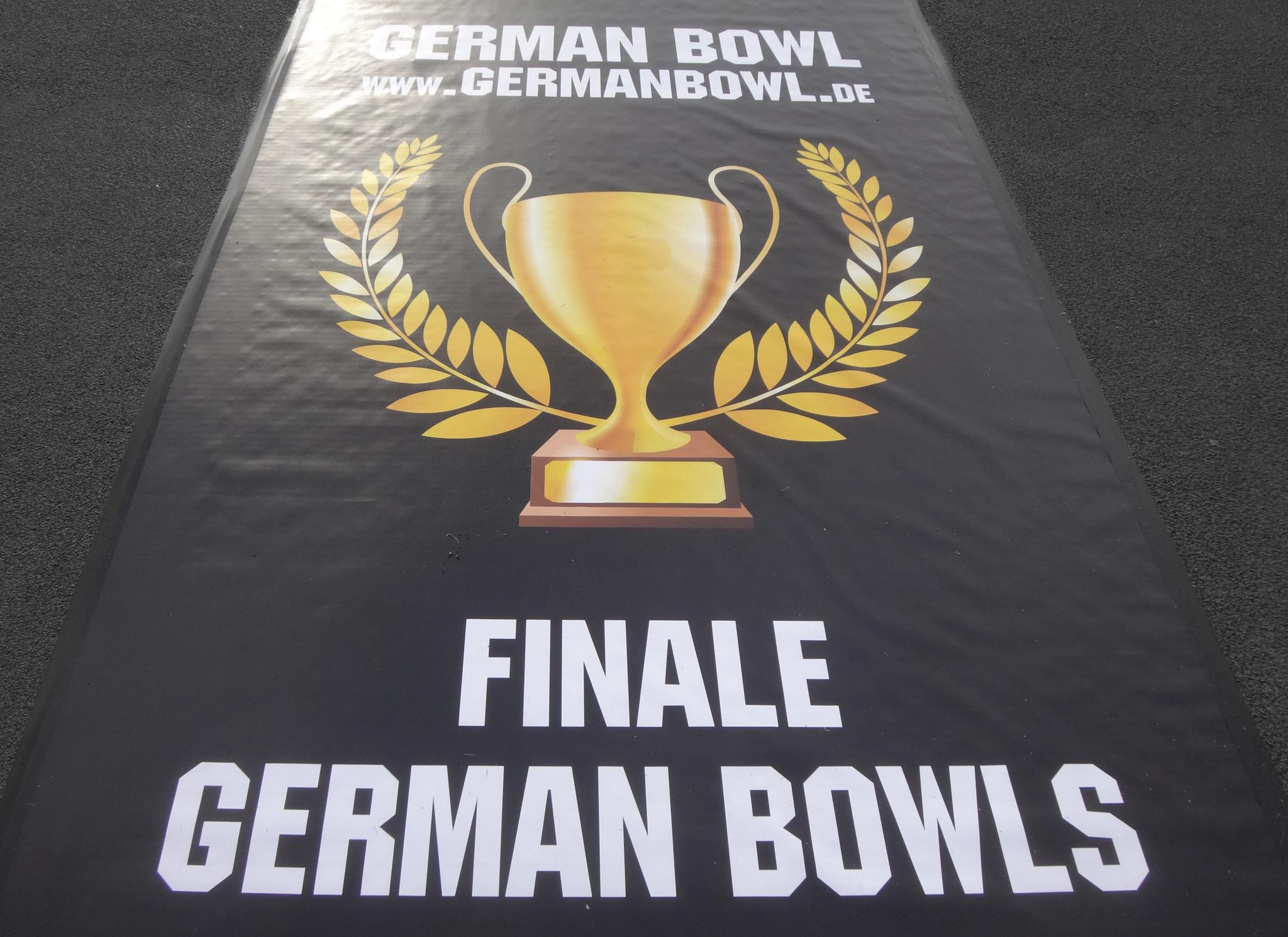Logo German Bowls