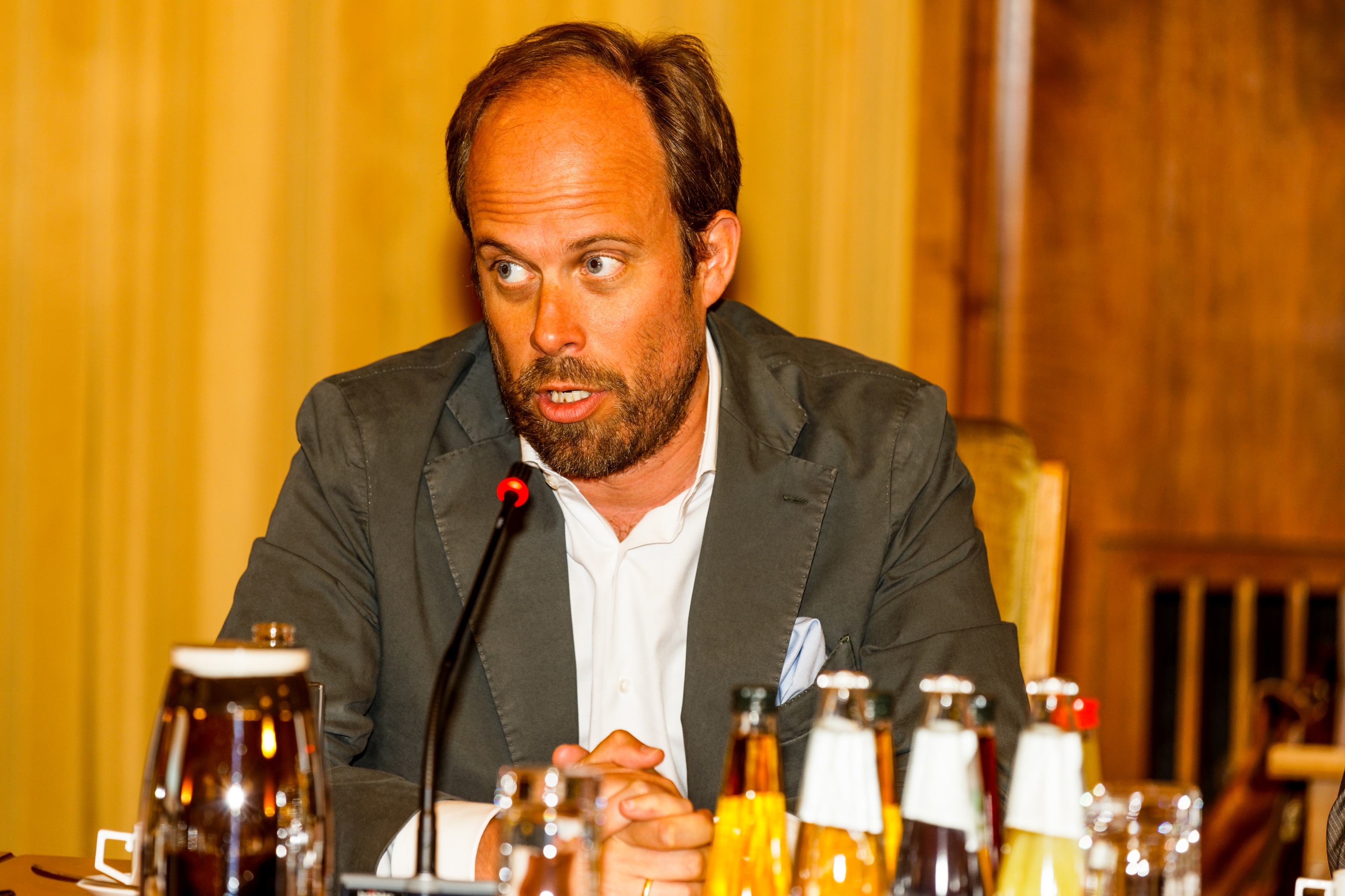 Pressekonferenz German Bowl 25.6.2019