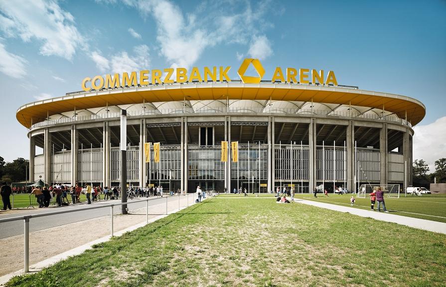 Commerzbank Arena Aussen