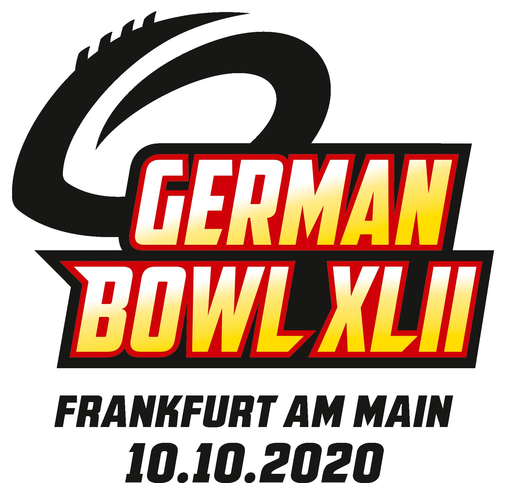 German Bowl XLII Logo Transparent Datum
