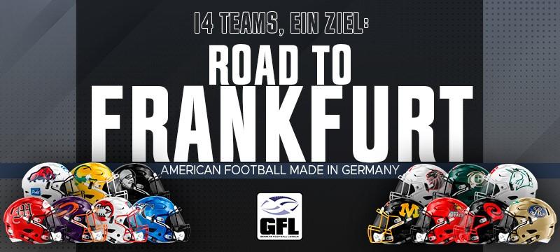 Road to Frankfurt